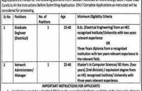 University of Home Economics Lahore Jobs 2020