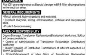 Pakistan WAPDA Foundation (PWF) Jobs 2020