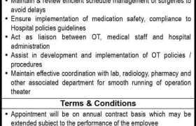 PAF Hospital Islamabad Jobs 2020