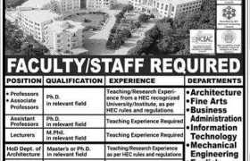 Institute of Southern Punjab Multan Jobs 2020