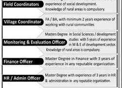 Civil Society Organization Jobs 2020