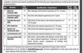 DHA Gujranwala Jobs 2020