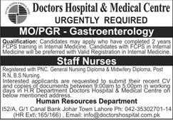Doctor Hospital & Medical Center Jobs 2020