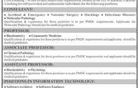 Liaqat National Hospital Karachi Jobs 2020