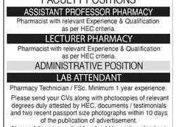 Hamdard University Islamabad Jobs 2020