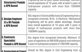 Engineering Consultancy Services Jobs 2020