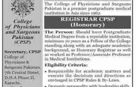CTSP Karachi Jobs 2020