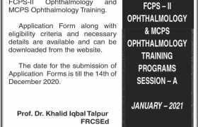SIOVS Training Program January 2021