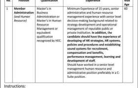 PMC Islamabad Jobs 2020