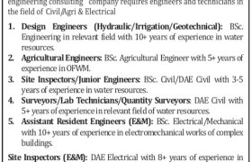 Rehman Habib Consultants Jobs 2020