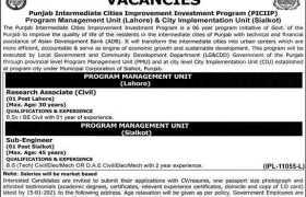 LG & CD Department Jobs 2021