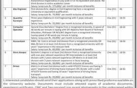 Bacha Khan University Charsadda Jobs 2021