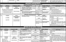 Punjab Public Service Commission Jobs 2021