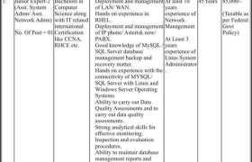 NAB Karachi Jobs 2021