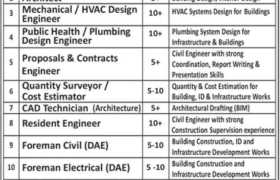 Kashif Aslam & Associates Pvt Ltd Jobs 2021