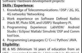 Jobs in Air University Islamabad 2021