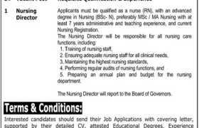 Jobs in Gajju Khan Medical College Swabi 2021