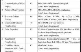 Jobs in SPEI Institution Multan 2021