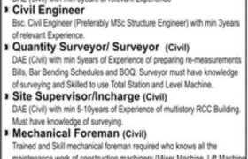 IJ Construction Group Lahore Jobs 2021