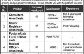 Jobs in Hameed Latif Hospital Lahore 2021