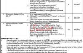 Jobs in Health Department KPK 2021