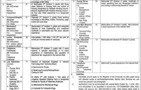 Bahauddin Zakariya University Multan Jobs 2021
