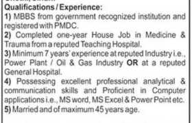 TNB Liberty Power Ltd Jobs 2021