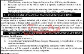 Jobs in Peshawar General Hospital 2021