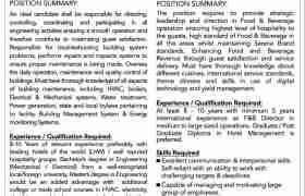 Jobs in Serena Hotels 2021