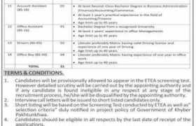 Jobs in Program Management Unit KPK 2021