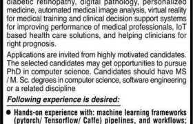 Jobs in ICCBS University of Karachi 2021