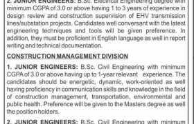 Jobs in NESPAK 2021