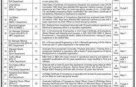 Jobs in Karachi Port Trust 2021