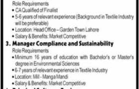 Jobs in Indus Home Limited 2021