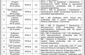 Jobs in Bahria Foundation College Karachi 2021