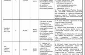 Jobs in Govt College University Hyderabad 2021