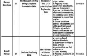 Frontier Works Organization FWO Jobs 2021