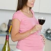 Drinking Red Wine While Pregnant