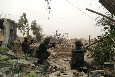 Latest News Syria: Heavy Losses Inflicted upon Terrorists ...