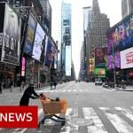 Coronavirus hits all 50 US states as death toll rises – BBC News
