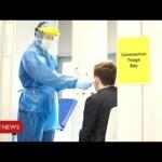 Coronavirus: new figures reveal sharp rise in weekly deaths – BBC News