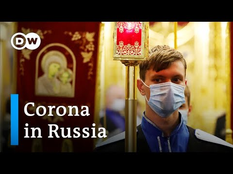 Russia reports record number of new coronavirus cases   DW News