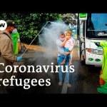 Coronavirus leaves Venezuelan migrants in limbo | DW News