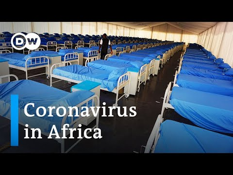 Africa braces for onslaught of coronavirus infections   DW News