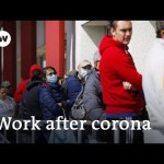 What does coronavirus unemployment mean for the future of work in the US? | DW News