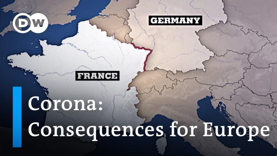 COVID-19: Europe's second of reality   Coronavirus Speak