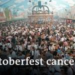 Germany's Munich Oktoberfest cancelled on account of Coronavirus | DW Information