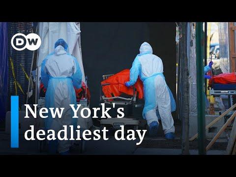 Coronavirus: US accused of hijacking shipments of masks | DW Information