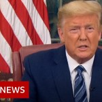 Coronavirus: 5 takeaways from Trump's Oval Workplace tackle – BBC Information