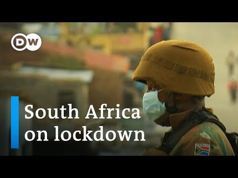 Coronavirus: South Africa lockdown places added pressure on poor | DW Information